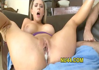 valuable bang with busty girl