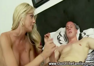 older real bitch receives drilled